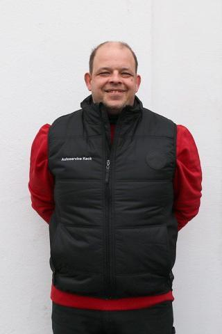 Christian Lueer - Kfz-Mechaniker bei Autoservice Keck