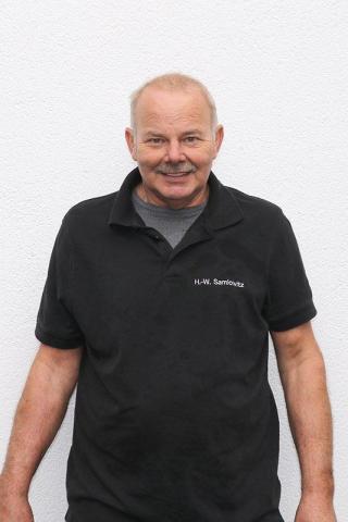 Hans-Werner Samlowitz - Kfz-Mechanikermeister bei Autoservice Keck
