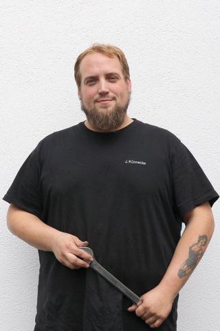 Johannes Kuennecke - Kfz-Technikermeister bei Autoservice Keck