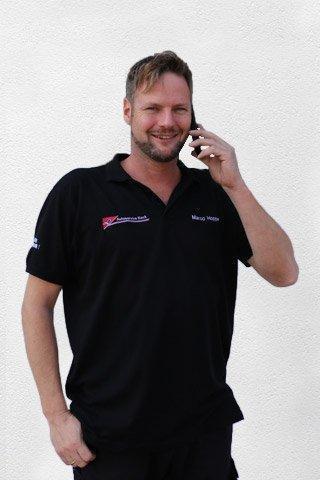 Marco Hoppe - Serviceleiter in Braunschweig und Kfz-Technikermeister bei Autoservice Keck