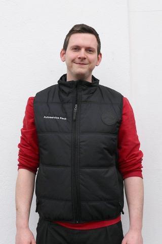 Philipp Wild - Betriebsleiter in Koenigslutter und Kfz-Technikermeister bei Autoservice Keck