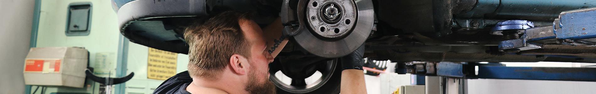 Bremsen-Service bei Autoservice Keck