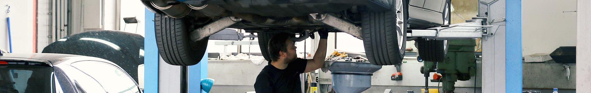 Inspektion für alle gängigen Fahrzeuge bei Autoservice Keck
