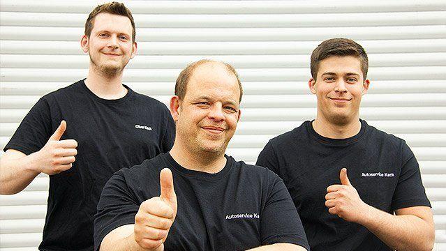 Unser Team in Königslutter - Autoservice Keck