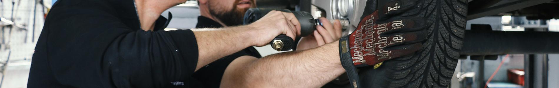 Saisonaler Reifenwechsel bei Autoservice Keck